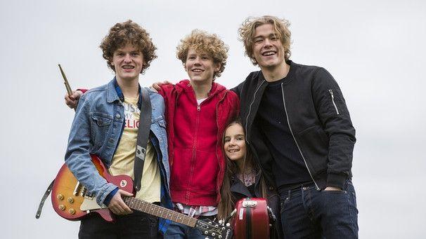 Bild zu Kinderkino: Thilda & die beste Band der Welt
