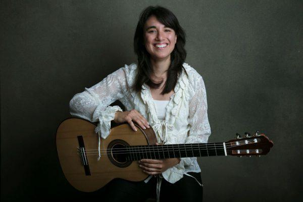 Bild zu Gitarrenkonzert mit Daniela Rossi