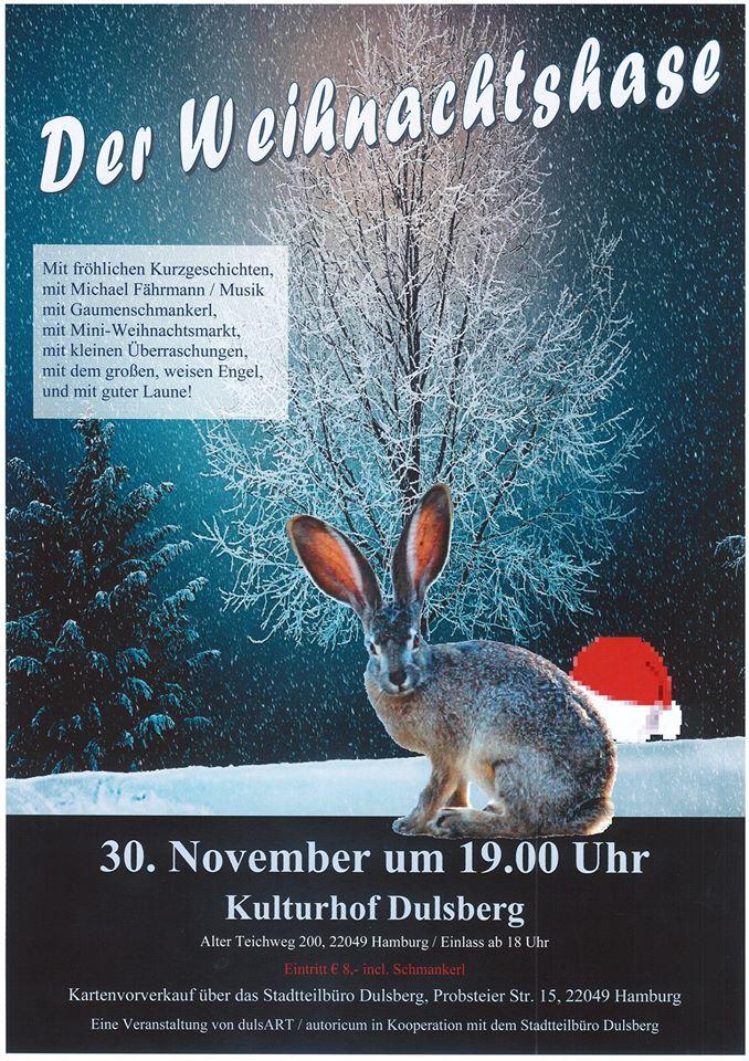 Bild zu Der Weihnachtshase – Fröhliche Kurzgeschichten mit Gaumenschmakerl