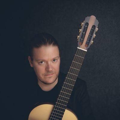 Bild zu Gitarrenkonzert mit Otto Tolonen